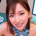 【VR】巨乳美人スチュワーデスのフェラ&素股で接客【高画質】 鈴木真夕